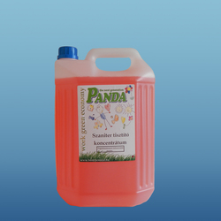 PANDA GREEN ECONOMY Sanitary Cleaner CONCENTRATE