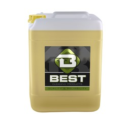 Best cold soot and grease solvent
